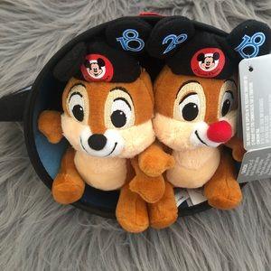 Disney Chip and Dale plush